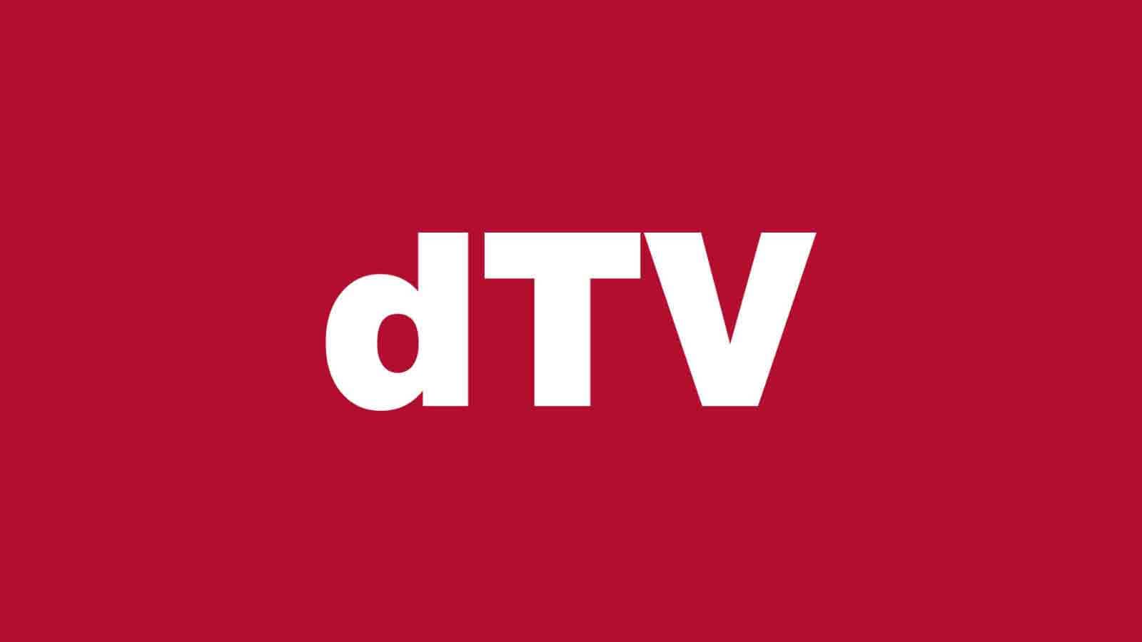 dTVのアイコンをイメージした画像